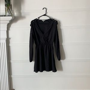 Long Sleeve Charlotte Russe Dress